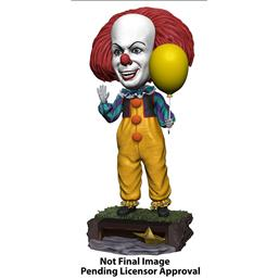 It: Stephen King's It 1990 Head Knocker Bobble-Head Pennywise 20 cm