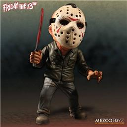 Friday The 13th: Friday the 13th Deluxe Stylized Roto Figure Jason 15 cm