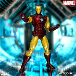 Iron Man: Marvel Universe Action Figure 1/12 Iron Man 18 cm