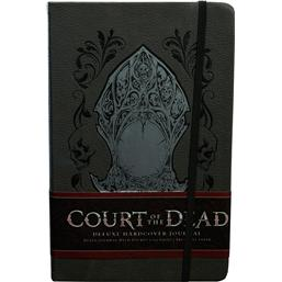 Court of the Dead: Court of the Dead Notebook Memento Mori