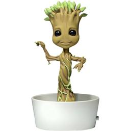 Guardians of the Galaxy Body Knocker Bobble-Figure Dancing Potted Groot 15 cm