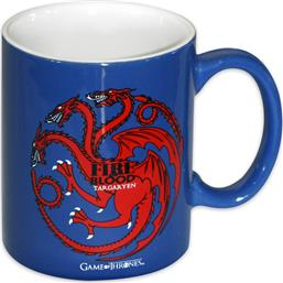 Game Of Thrones: Targaryen Crest krus