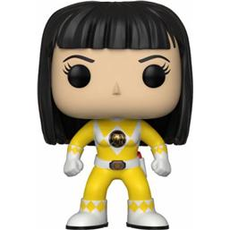 Power Rangers: Trini - Yellow Ranger (No Helmet) POP! Vinyl Figur (#674)
