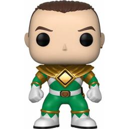 Power Rangers: Tommy - Green Ranger (No Helmet) POP! Vinyl Figur (#669)