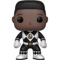 Power Rangers: Zack - Black Ranger (No Helmet) POP! Vinyl Figur (#672)