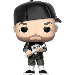 Blink 182: Travis Barker POP! Rocks Vinyl Figur (#84)