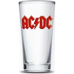 AC/DC: AC/DC Pint Glass Logo