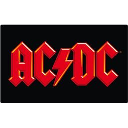AC/DC: AC/DC Cutting Board Logo
