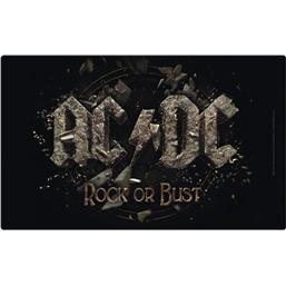 AC/DC Cutting Board Rock Or Bust