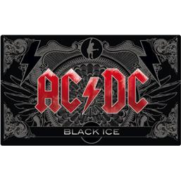 AC/DC: AC/DC Cutting Board Black Ice