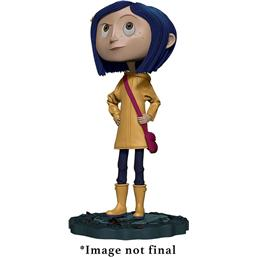 Coraline: Coraline Head Knocker Bobble-Head Coraline 18 cm