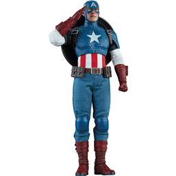 Marvel Comics Captain America Action Figure 1/6 30 cm