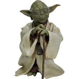 Star Wars: Star Wars Episode V Action Figure 1/6 Yoda 14 cm