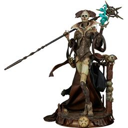 Court of the Dead: Court of the Dead PVC Statue Xiall - Osteomancers Vision 33 cm
