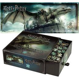 Harry Potter: Harry Potter Jigsaw Puzzle Gringotts Bank Escape
