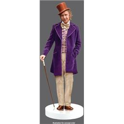 Charlie og Chokolade Fabrikken: Willy Wonka & the Chocolate Factory (1971) Action Figure 1/6 Willy Wonka 30 cm