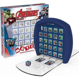 Marvel Avengers Top Trumps Match