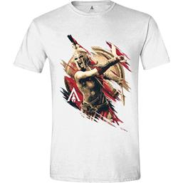 Assassin's Creed: Assassin's Creed Odyssey T-Shirt Kassandra Charge