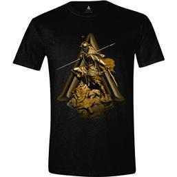 Assassin's Creed: Assassin's Creed Odyssey T-Shirt Character Charge Black