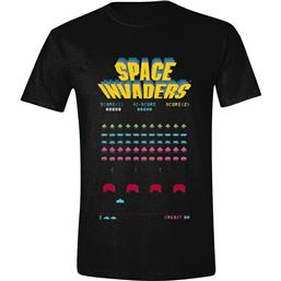 Space Invaders: Space Invadaers T-Shirt Game Screen