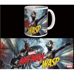 Marvel: Ant-Man & The Wasp Mug Ants