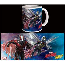 Marvel: Ant-Man & The Wasp Mug Sub-Atomic