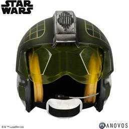 Star Wars: Star Wars Replica 1/1 Gold Leader Rebel Pilot