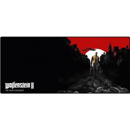 Wolfenstein: Wolfenstein II Oversize Mousepad Trail of the Dead