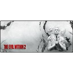 Evil Within: The Evil Within 2 Oversize Mousepad Enter The Realm
