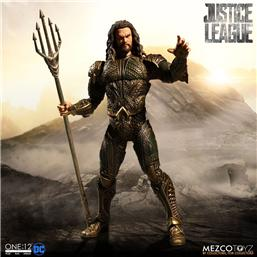 Justice League Action Figure 1/12 Aquaman 15 cm