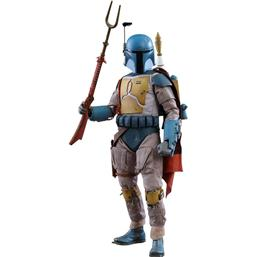Star Wars: Star Wars Television Masterpiece Action Figure 1/6 Boba Fett Animation Ver. Sideshow Exclusive 30 cm