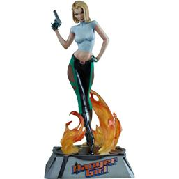 Danger Girl: Danger Girl Premium Format Figure Abbey Chase 53 cm