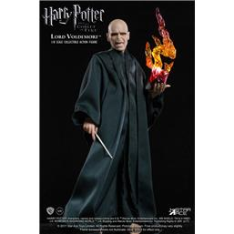Harry Potter: Harry Potter Real Master Series Action Figure 1/8 Lord Voldemort 23 cm