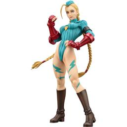 Street Fighter: Street Fighter Bishoujo PVC Statue 1/7 Cammy Alpha Costume 23 cm