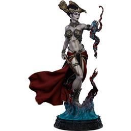 Court of the Dead: Court of the Dead Premium Format Figure Gethsemoni Shaper of Flesh 53 cm