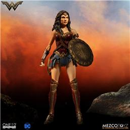 DC Comics: DC Comics Action Figure 1/12 Wonder Woman 17 cm