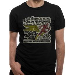 Flash: DC Originals T-Shirt Flash Wings