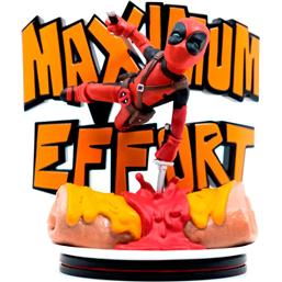 Deadpool: Marvel Q-Fig MAX Diorama Deadpool Maximum Effort 14 cm