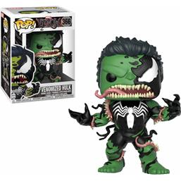 Venomized Hulk POP! Marvel Vinyl Bobble-Head (#366)