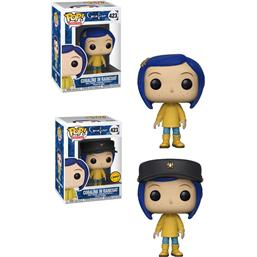 Coraline: Coraline in Raincoat POP! Movies Vinyl Figur (#423)