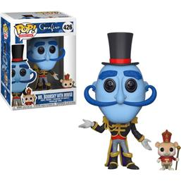Coraline: Mr. Bobinsky with Mouse POP! Movies Vinyl Figur (#426)