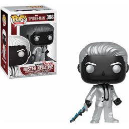 Mr. Negative POP! Games Vinyl Figur (#398)