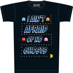Pac-Man: Pac-Man T-Shirt No Ghosts