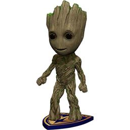 Guardians of the Galaxy: Guardians of the Galaxy Vol. 2 Head Knocker Bobble-Head Groot 18 cm