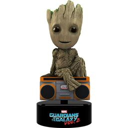 Guardians of the Galaxy: Guardians of the Galaxy Vol. 2 Body Knocker Bobble-Figure Groot 15 cm