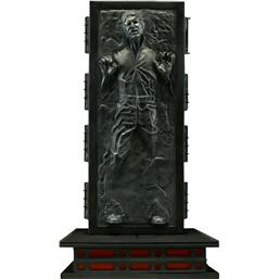 Star Wars: Star Wars Action Figure 1/6 Han Solo in Carbonite 38 cm