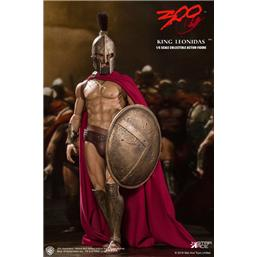 300: 300 My Favourite Movie Action Figure 1/6 King Leonidas 30 cm
