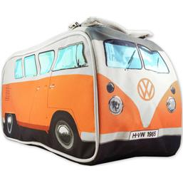 VW: Retro toilettaske Orange