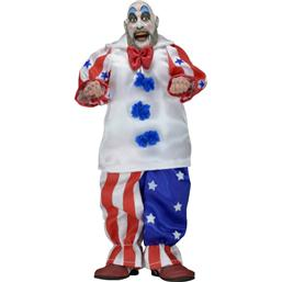 House of 1000 Corpses: House of 1000 Corpses Retro Action Figure Captain Spaulding 20 cm