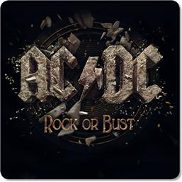 AC/DC: AC/DC Coaster Pack Rock Or Bust 6-pack